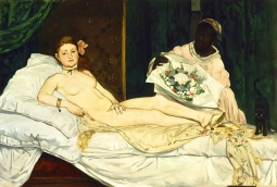 Édouard Manet [Public domain], via Wikimedia Commons